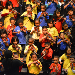 "Kidznotes Don Quixote Concert ""Dream The Impossible Dream"""
