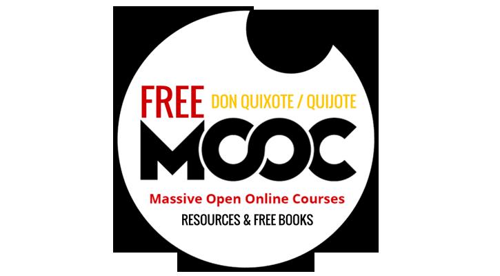 FREE DONQUIXOTE MOOC, RESOURCES AND BOOKS, - EL QUIXOTE FESTIVAL NC