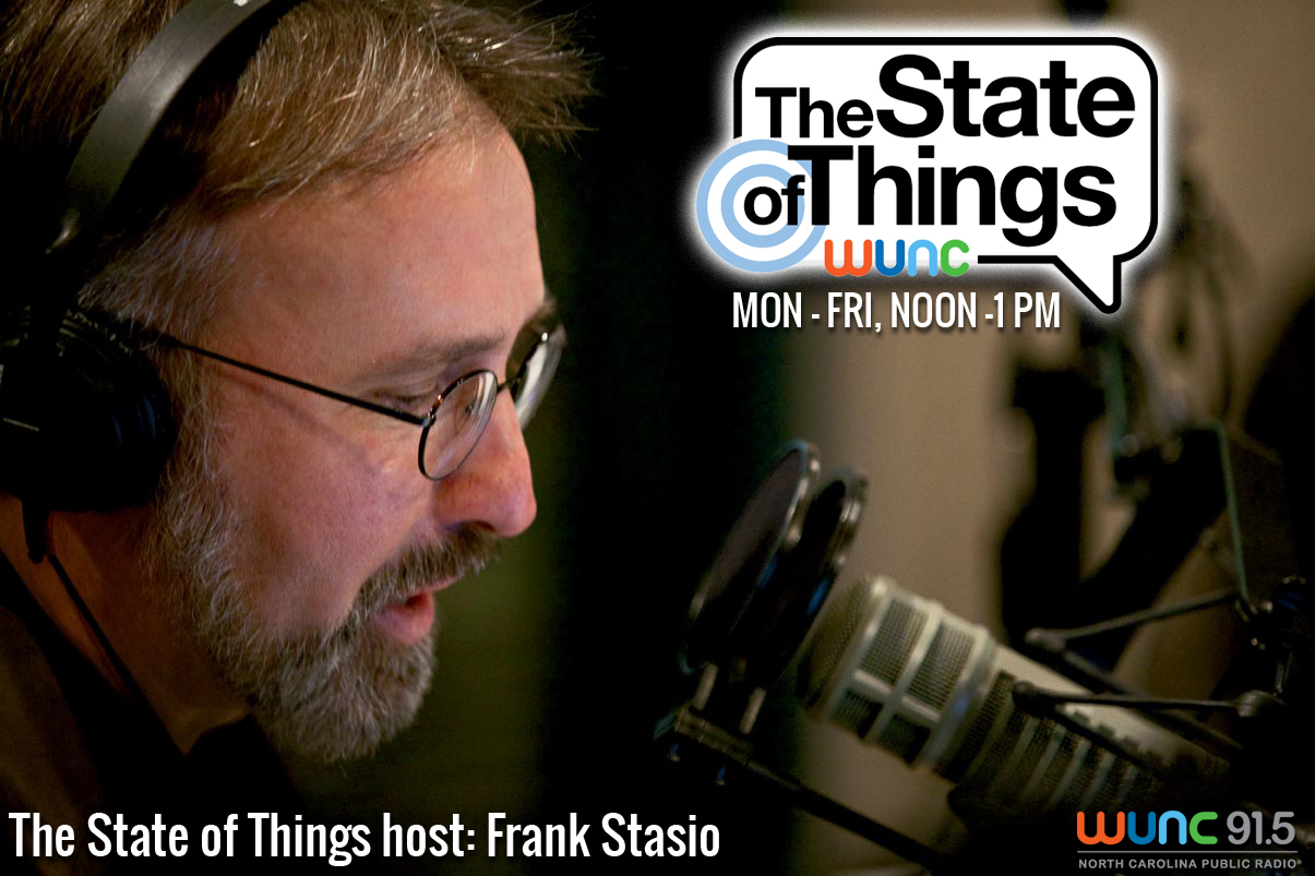 The State Of Things - Frank Stasio