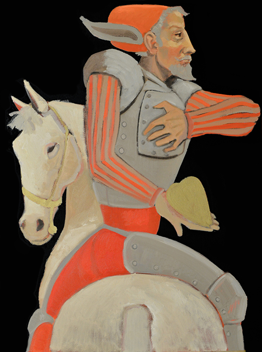 don-quixote-giving-his-golden-heart-to-the-imposible-oil-on-can