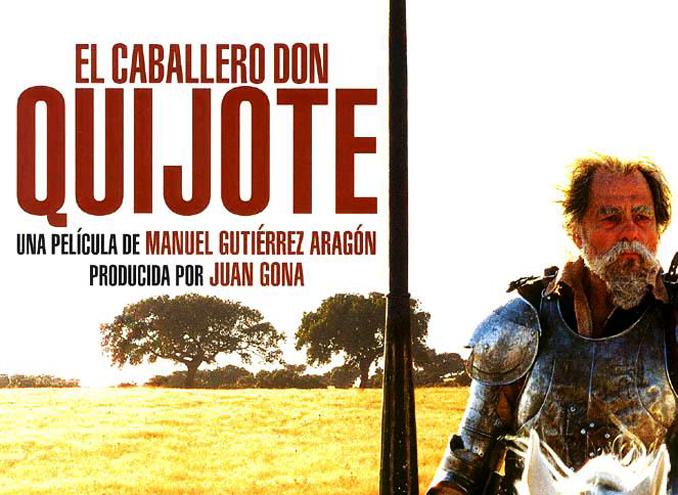 El Caballero Don Quijote - Film -Película - El Quixote Festival