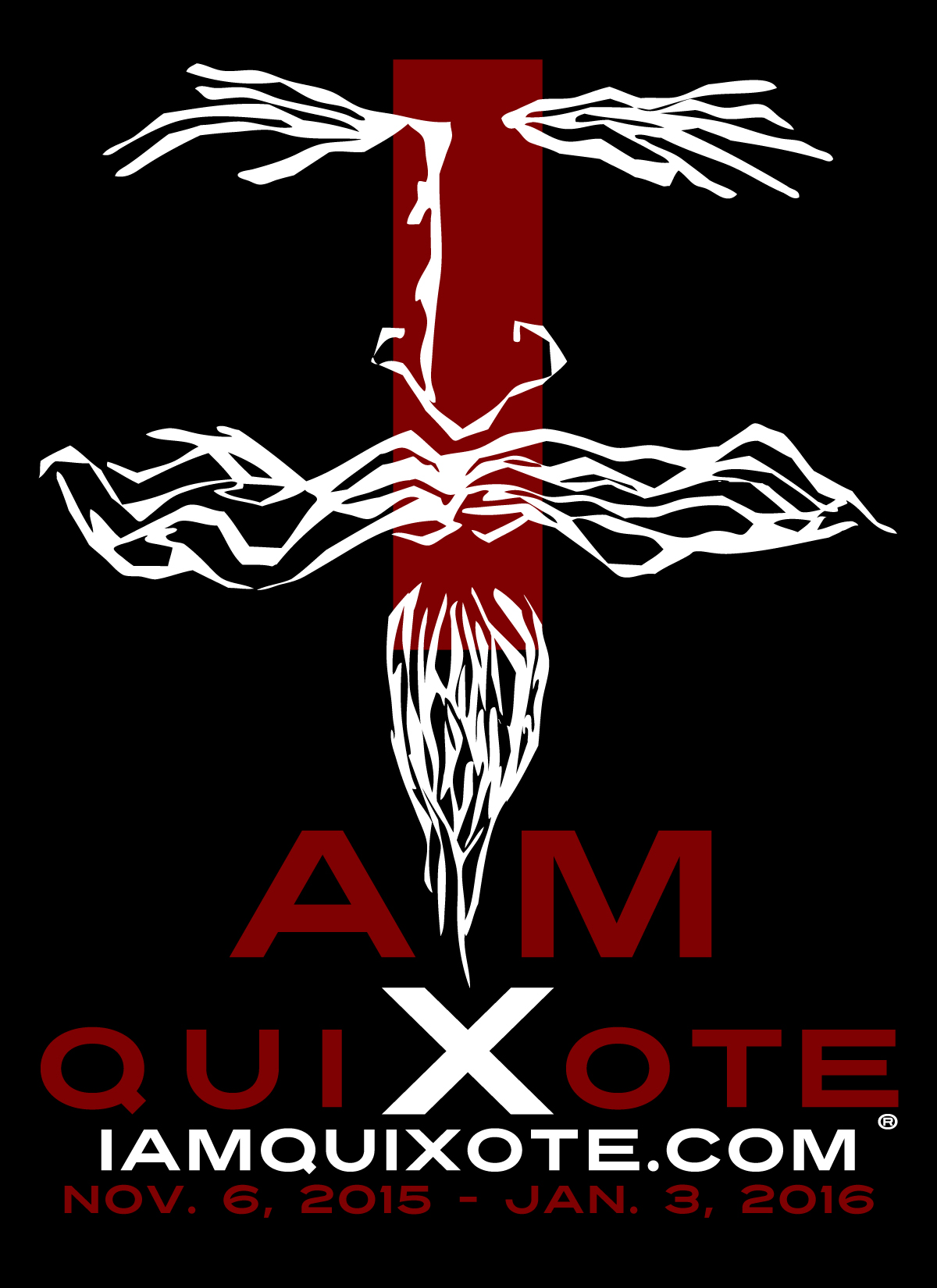 Artist Studio Project in Collaboration with Durham Arts Council Presents: I AM QUIXOTE - YOU SOY QUIJOTE ART EXHIBIT COMING NOV 6TH 2015 - JAN 3, 2016