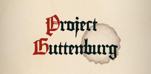 projectgutenberg Logo