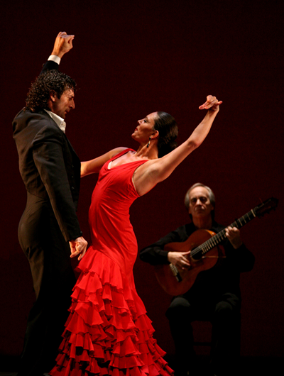 Paco Pena's Flamencura: November 10, 2015