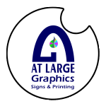 AT LARGE GRAPHICS - SIGNS AND PRINTING