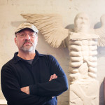 Paris Alexander - Sculptor Featured Artist at the I Am Quixote - Yo Soy Quijote Exhibit