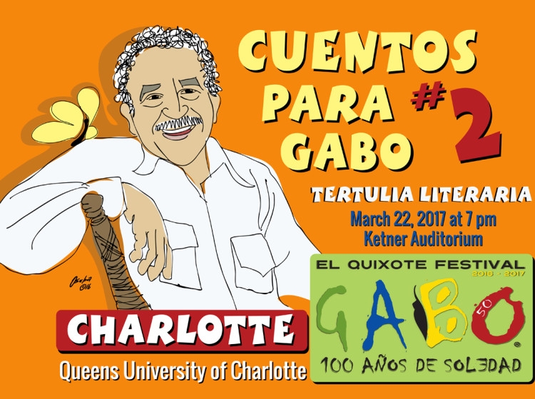 CUENTOS PARA GABO 2 – SHORT STORIES FOR GABO 2