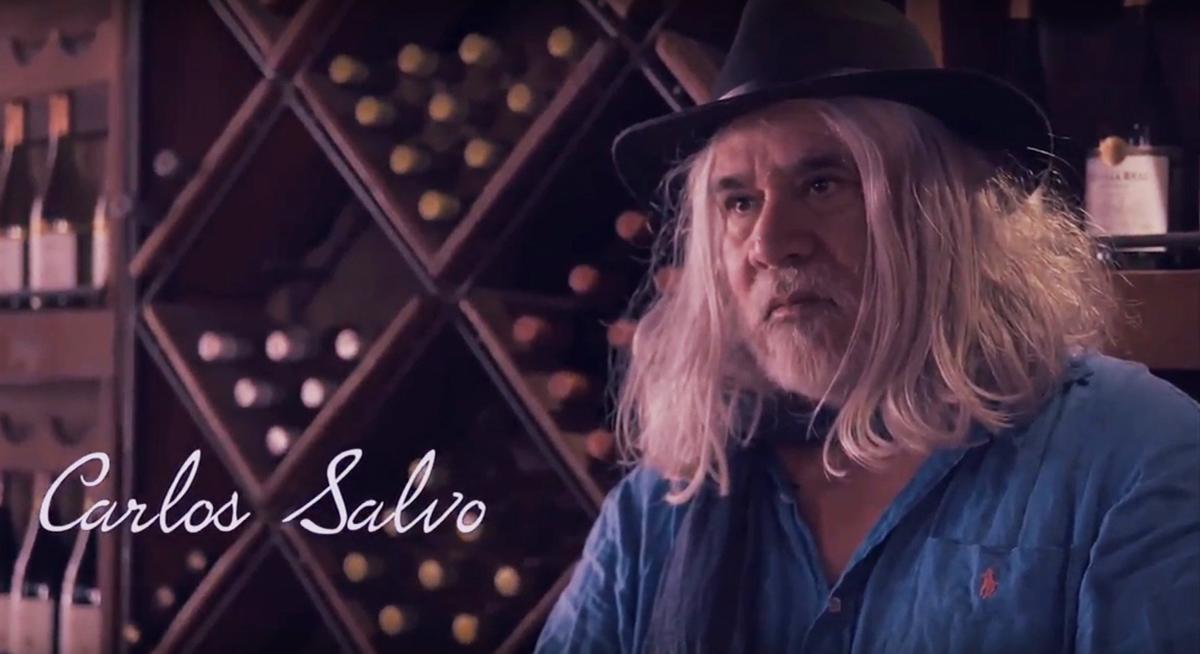 """Chilean Trovador """"Carlos Salvo"""""""