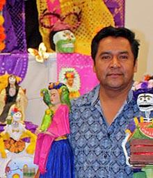 Mexican artist Jesús Pastor