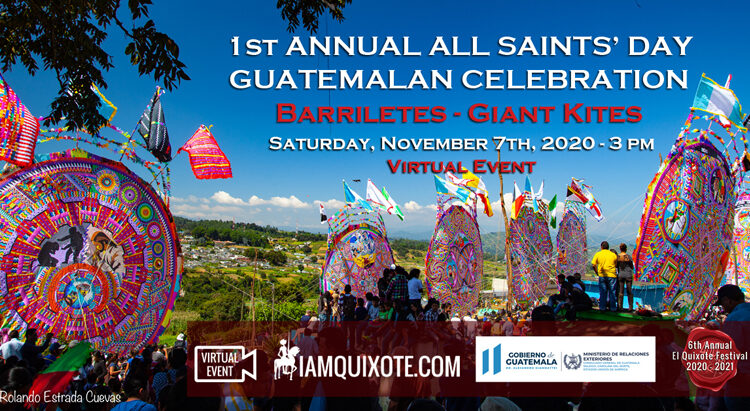 1ST ANNUAL ALL SAINTS' DAY – GUATEMALAN CELEBRATION